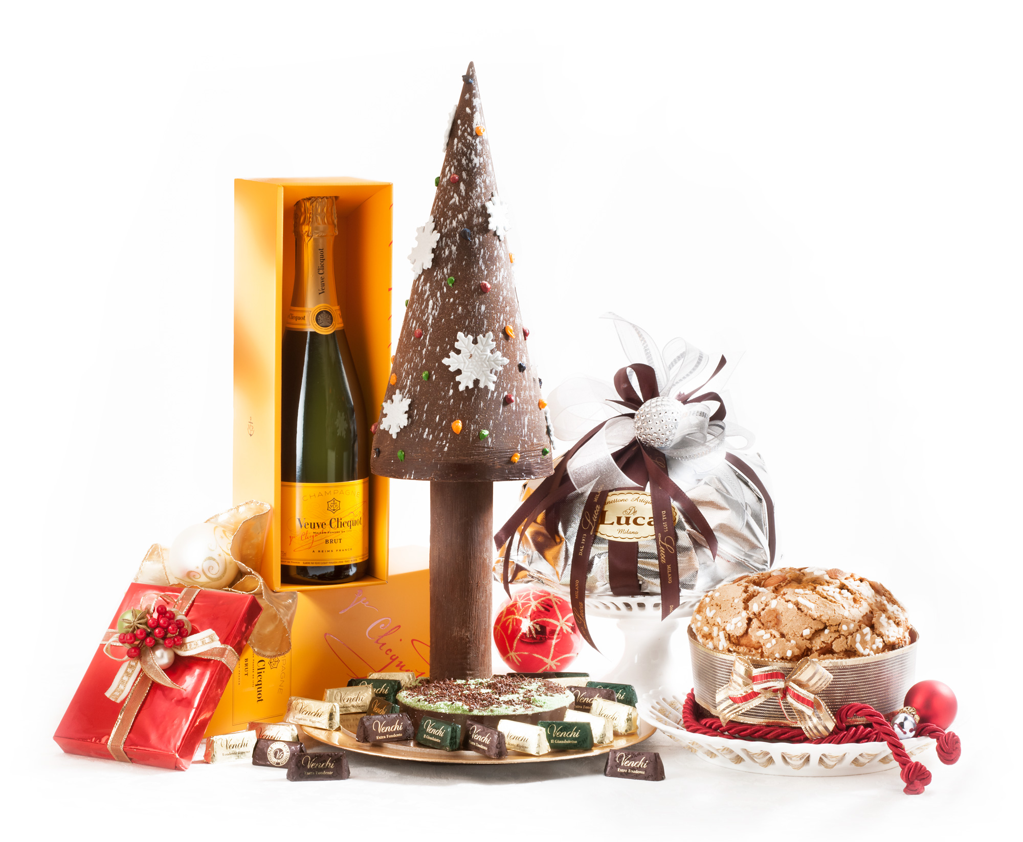 Pasticceria Luca - Confezione Natale