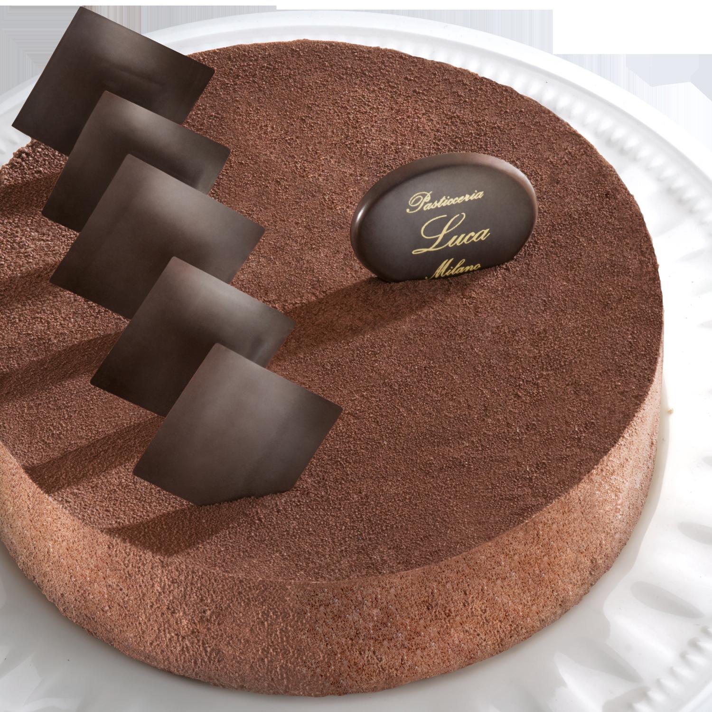 Pasticceria Luca Milano - Torta Doppio Cioccolato